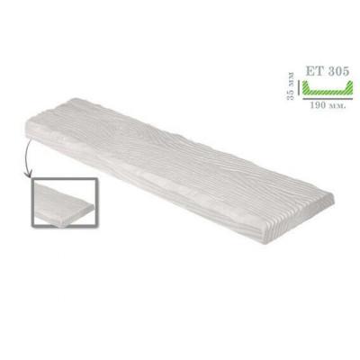 Панель декоративная EТ 305 белая