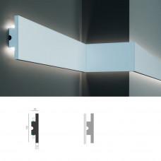 Tesori KD 502 - настенный молдинг для LED подсветки