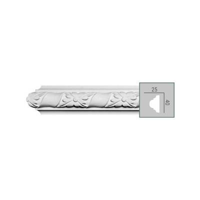 CR 3010 (2,00 м) (U) Молдинг с орнаментом