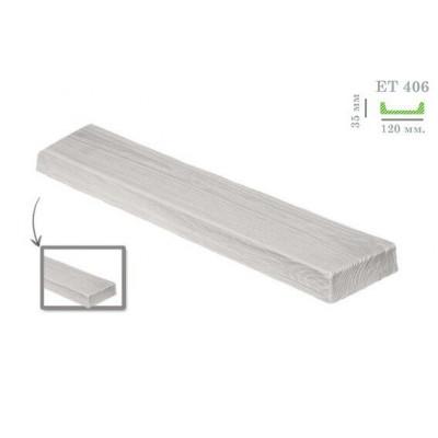 Панель декоративная EТ 406 белая